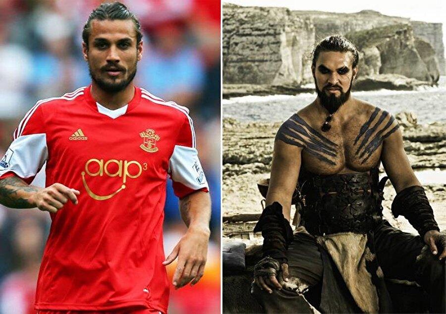 Dani Osvaldo - Khal Drogo
