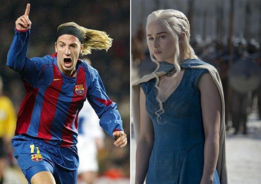 Maxi Lopez - Daenerys Targaryen