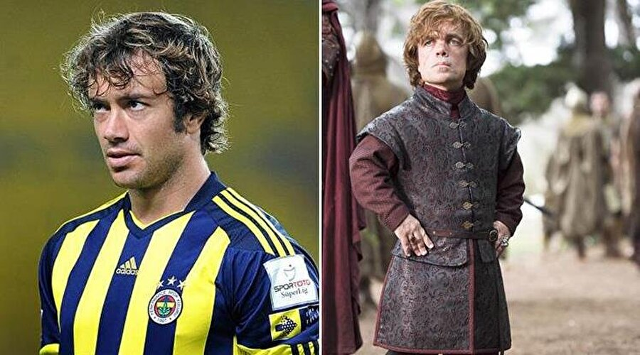 Diego Lugano - Tyrion Lannister