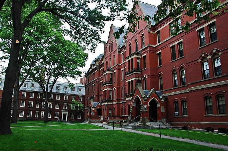 Harvard                                      Harvard'da 4 bin 157 öğrenciye bir yıllık eğitim bursu verebilirsiniz.