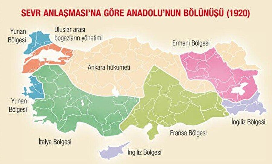 Dayatılan Sevr anlaşmasına karşı duran Anadolu halkı, 'bir' olarak varını yoğunu işgal güçlerine karşı harekete geçen Türk ordusuyla paylaştı.