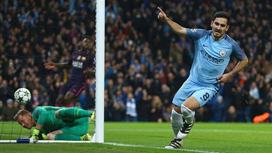 85. İlkay Gündoğan                                                                            Manchester City