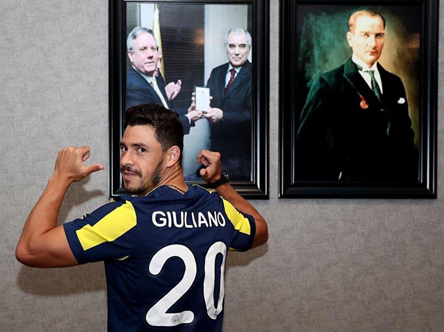 Giuliano                                       Piyasa Değeri: 9 milyon avro