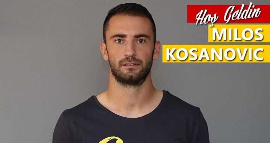 Milos Kosanovic                                                                                                                                                     Eski Takımı: Standard LiegeYeni Takımı: Göztepe