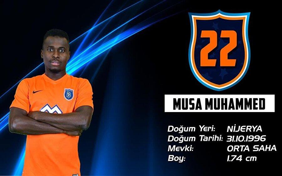 Musa Muhammed                                                                                                                                                     Eski Takımı: Lokomotiv PlovdivYeni Takımı: Medipol Başakşehir
