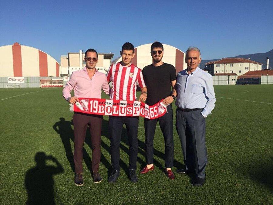 Pedro Franco                                                                                                                                                     Eski Takımı: BeşiktaşYeni Takımı: Boluspor