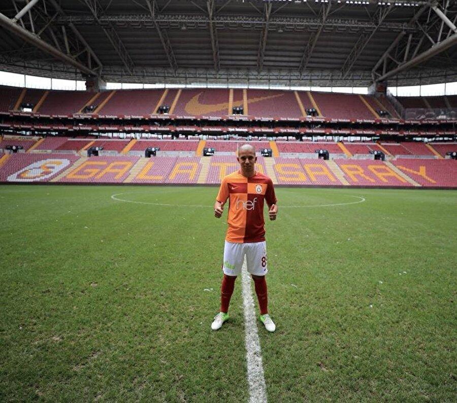 Sofiane Feghouli                                                                                                                                                     Eski Takımı: West Ham UnitedYeni Takımı: Galatasaray