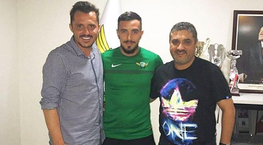 Ioan Hora                                                                                                                                                     Eski Takımı: Atiker KonyasporYeni Takımı: Akhisar Belediyespor