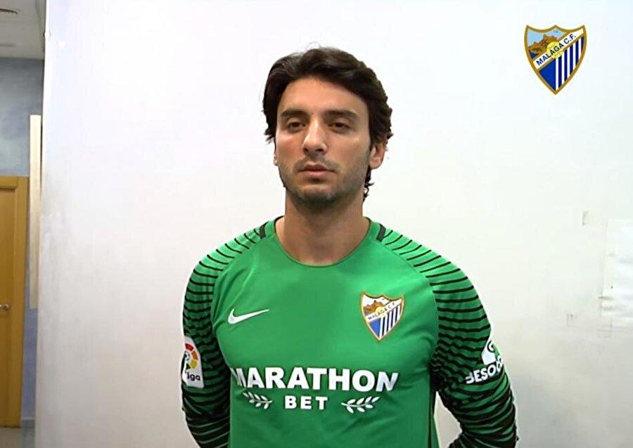 Cenk Gönen                                                                                                                                                     Eski Takımı: GalatasarayYeni Takımı: Malaga