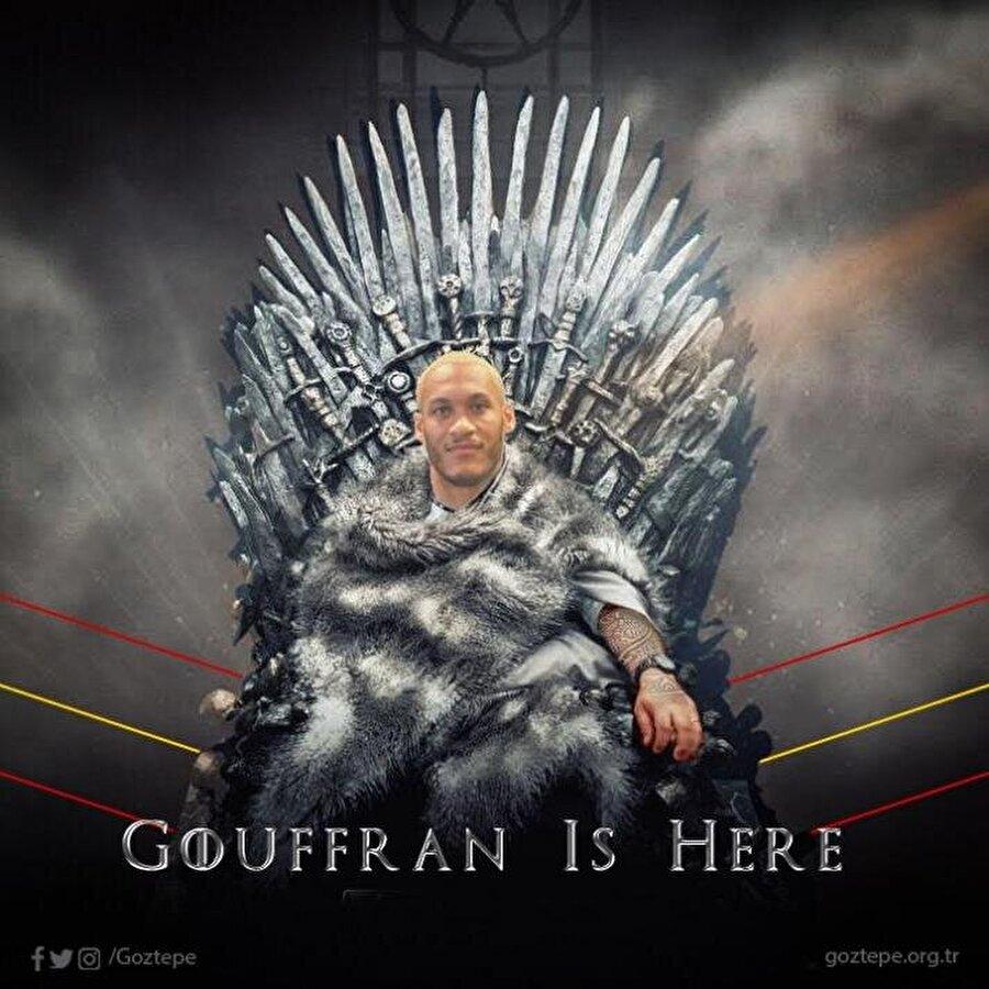 Yoan Gouffran                                                                                                                                                     Eski Takımı: Newcastle UnitedYeni Takımı: Göztepe
