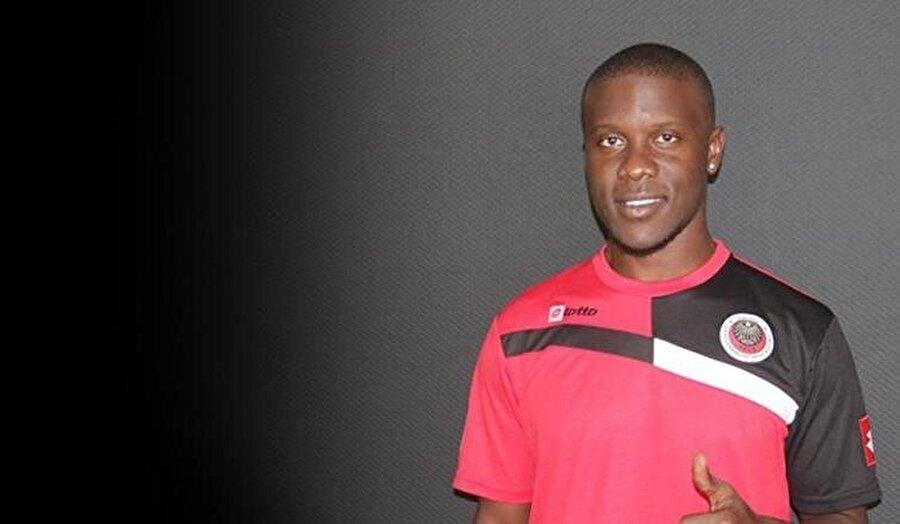 Diallo Guidileye                                                                                                                                                     Eski Takımı: NancyYeni Takımı: Gençlerbirliği