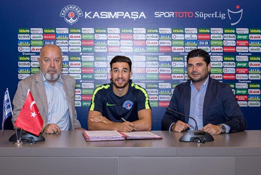 Mahmoud Ahmed İbrahim Hassan                                                                                                                                                     Eski Takımı: AnderlechtYeni Takımı: Kasımpaşa