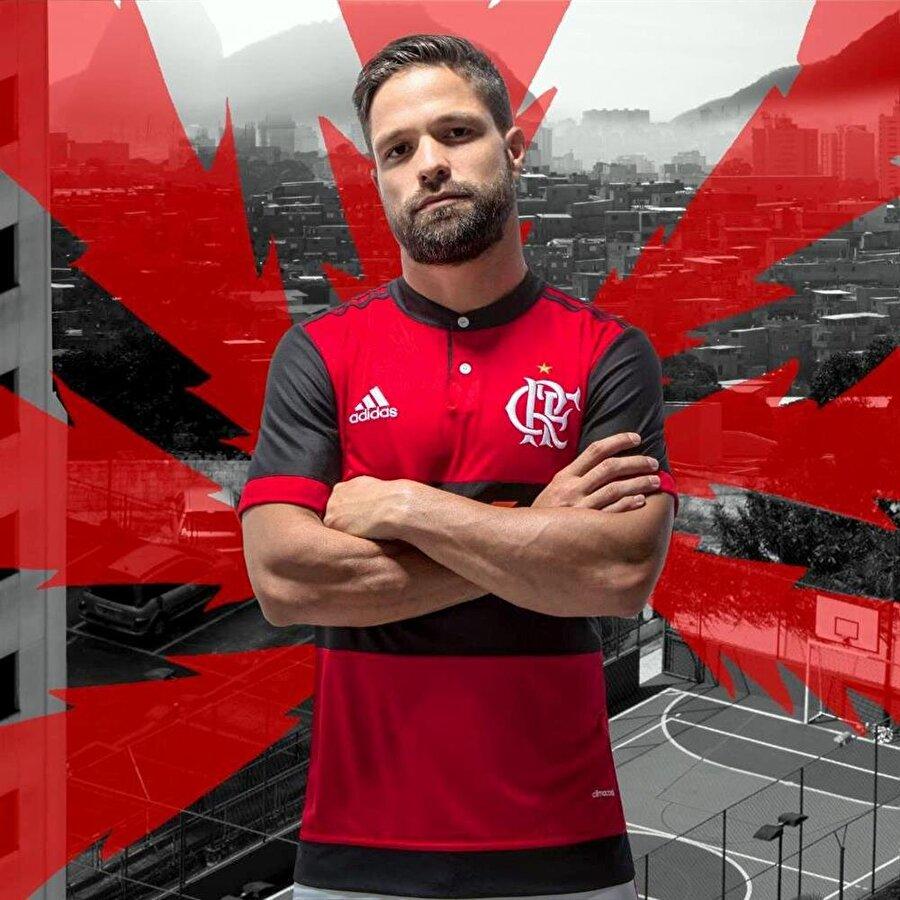 13. DIEGO RİBAS: 86 Flamengo