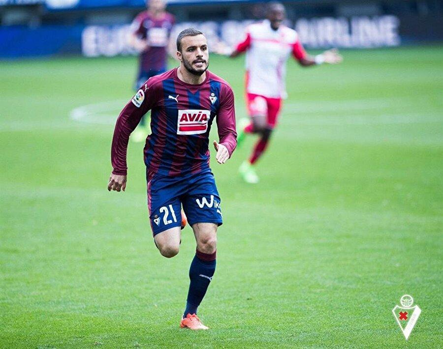 12. PEDRO LEÓN: 86 FC Eibar