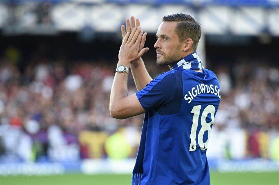 5. GYLFİ SIGURÐSSON: 88 Everton