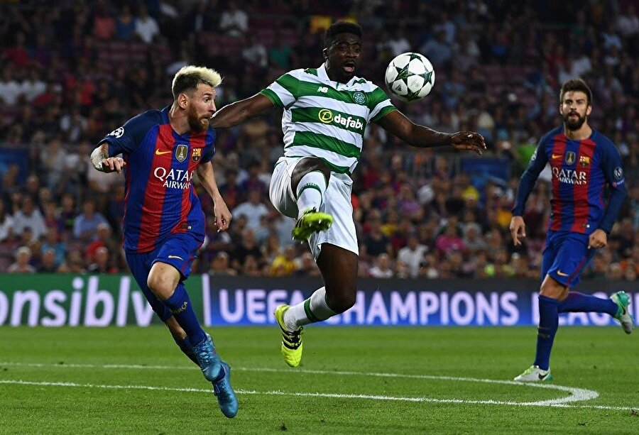 Kolo Toure Yaş: 36 Mevki: Stoper ve sağ bek En son oynadığı takım: Celtic