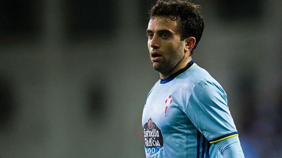 Giuseppe Rossi Yaş: 30 Mevki: Forvet En son oynadığı takım: Celta Vigo
