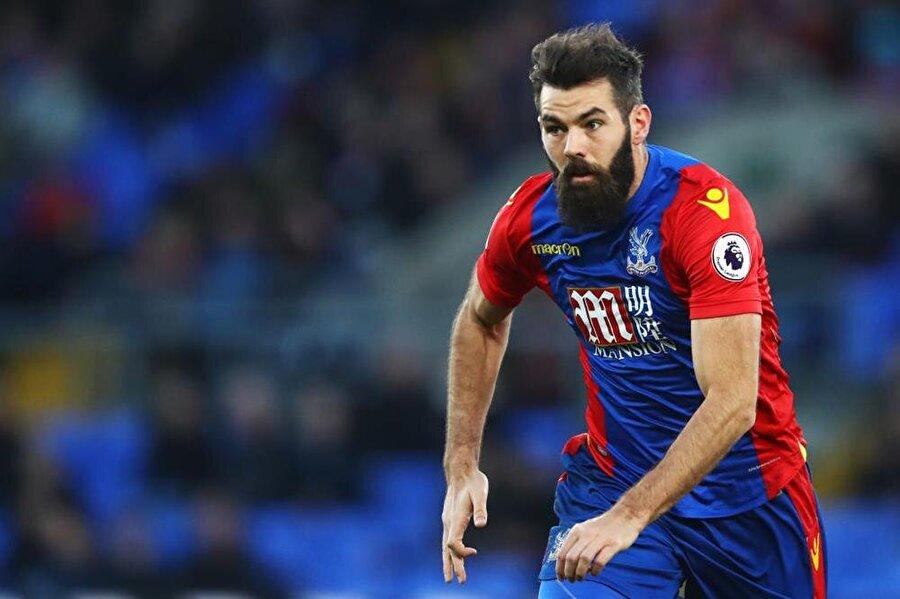 Joe Ledley Yaş: 30 Mevki: Merkez orta saha En son oynadığı takım: Crystal Palace