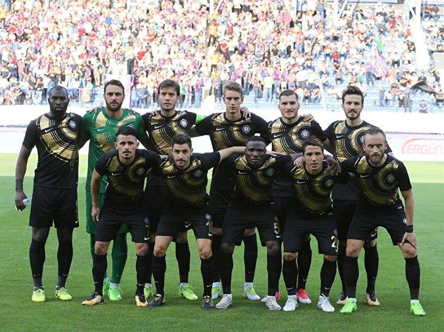 116-) Osmanlıspor                                                                            (2 sıra geriledi)
