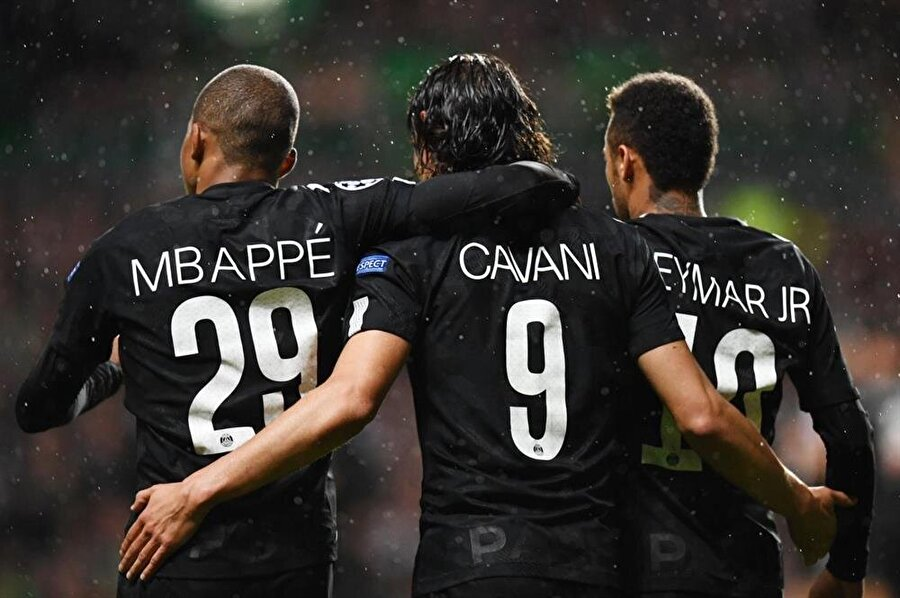 7-) Paris Saint Germain