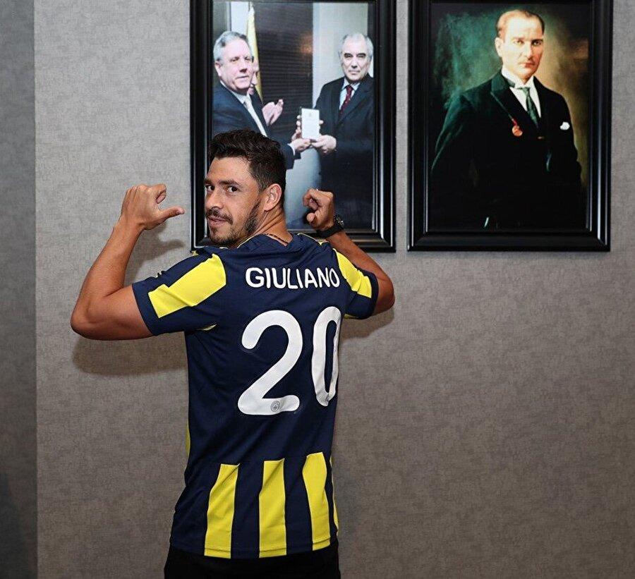 6. Giuliano 81 Fenerbahçe