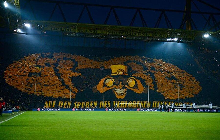 EN İYİ TARAFTAR ÖDÜLÜ                                      * Borussia Dortmund  * Celtic  * FC Copenhage