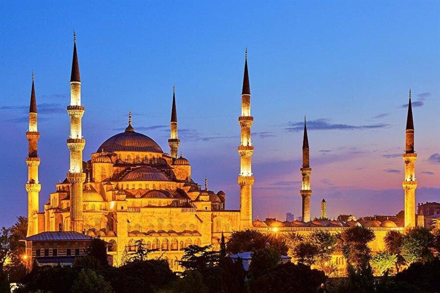 İstanbul, Türkiye - 9.24 milyon ziyaretçi