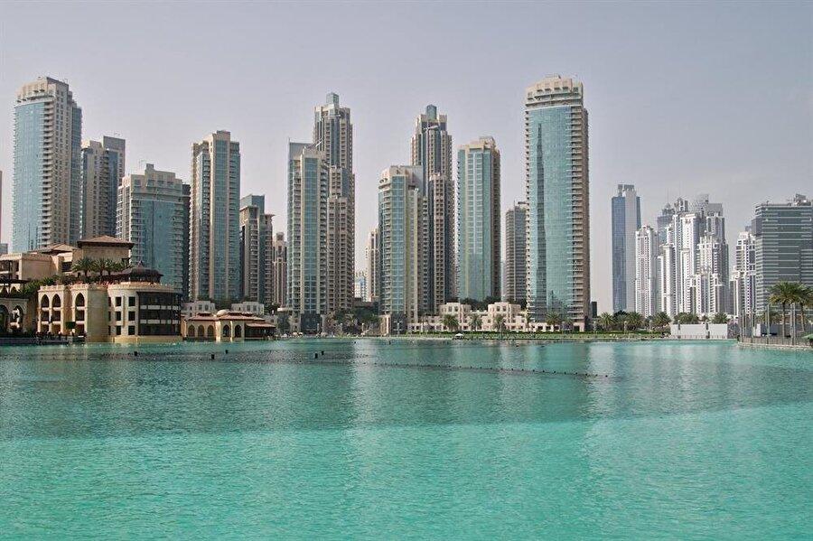 Dubai, BAE - 16 milyon ziyaretçi