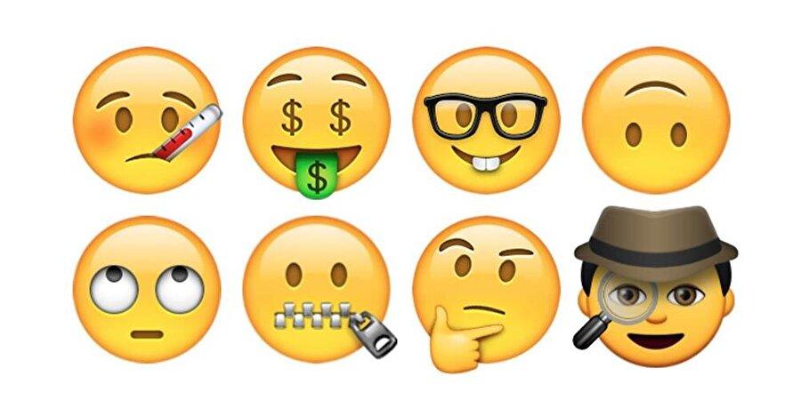 Yeni emoji ve çıkartmalar WhatsApp, kısa bir süre önce hem Android hem de iOS cephesinde kendi emojilerini kullanmaya başladı. Bu emojiler Şimdilik iPhone'dakilerden farklı değil ama önümüzdeki süreçte yenilerinin sisteme dahil edilmesi bekleniyor.
