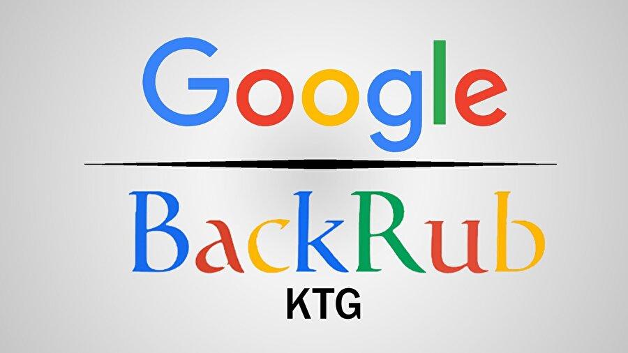 Google'ın orijinal adının 'Backrub' olduğunu biliyor muydunuz?