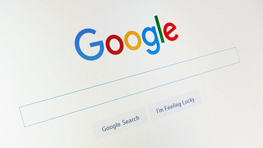 Google'da her bir dakikada 2 milyon farklı arama yapılıyor.