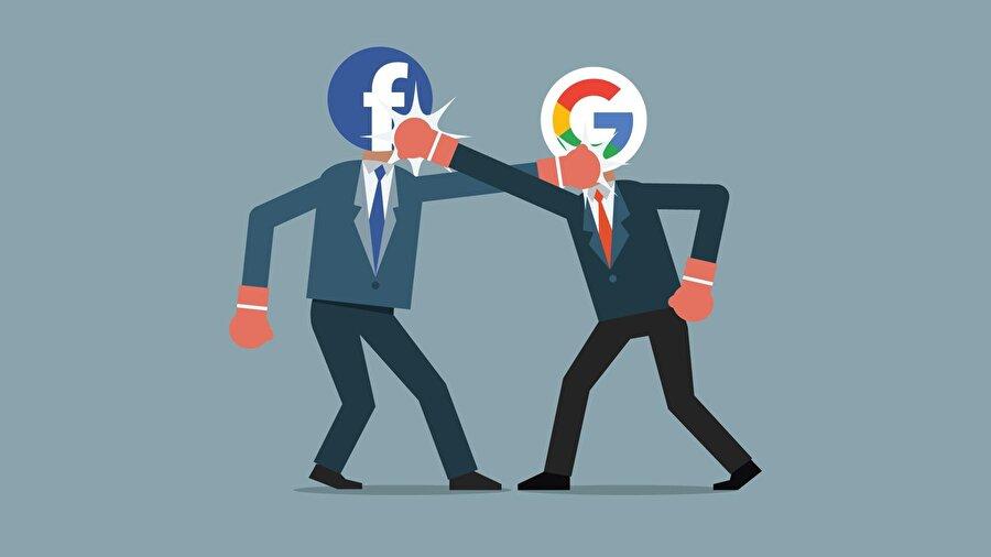 Google, en çok ziyaretçiye sahip web sayfaları arasında açık ara birinci ve Facebook da dahil olmak üzere birçok rakibini ekarte etmiş durumda.