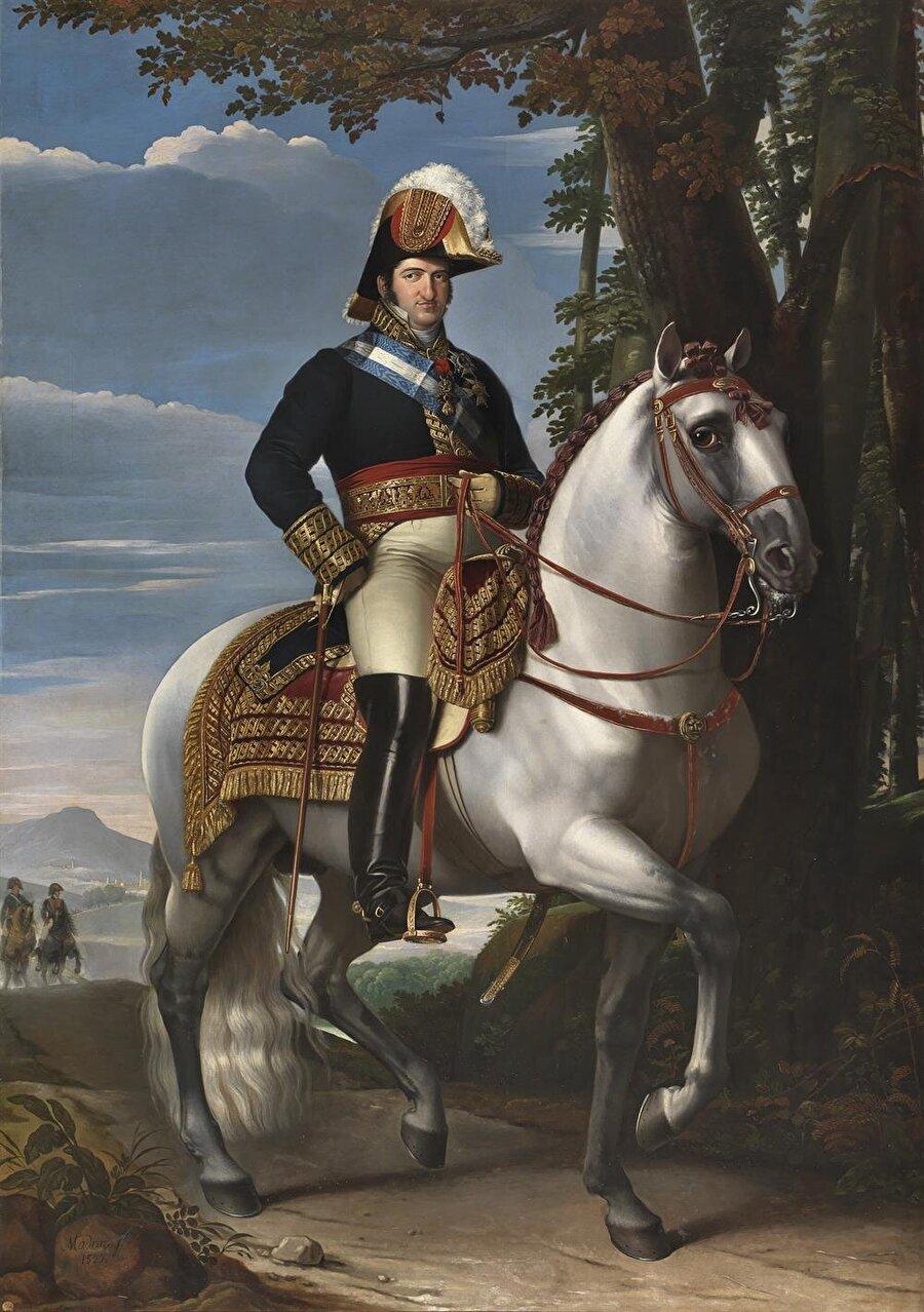 Başlangıçta                                                                           1812 İspanya Anayasasının ilan edilmesiyle monarşi zayıfladı ve liberal bir hükümet kuruldu fakat bu durum çok uzun sürmedi. Kral VII. Ferdinand'ın Trienio Liberal hükümetini feshetmesiyle yürürlükten kalktı. Ülkede 1814 ve 1874 yılları arasında 20 başarılı darbe yaşandı.