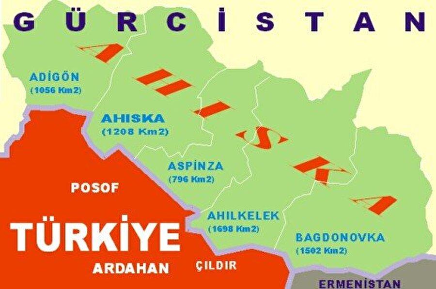 Ahıska Türkleri, bugün Gürcistan sınırlarında bulunan Ahıska bölgesindeki vatanlarına, Osmanlı İmparatorluğu'nun iskân politikaları doğrultusunda Konya, Tokat ve Yozgat illerinden seçilerek yerleştirilmiş Anadolu Türklüğünün bir uzantısıdır.