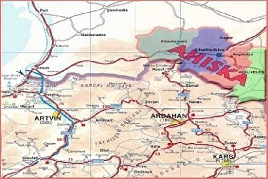 14 Eylül 1829 tarihinde Osmanlı İmparatorluğu ve Rus İmparatorluğu arasında imzalanan Edirne Antlaşması, Ahıska ve Ahilkelek de Rusya'ya bırakıldı, Ahıska Türkleri Rusya egemenliğinde yaşamak zorunda kaldı.