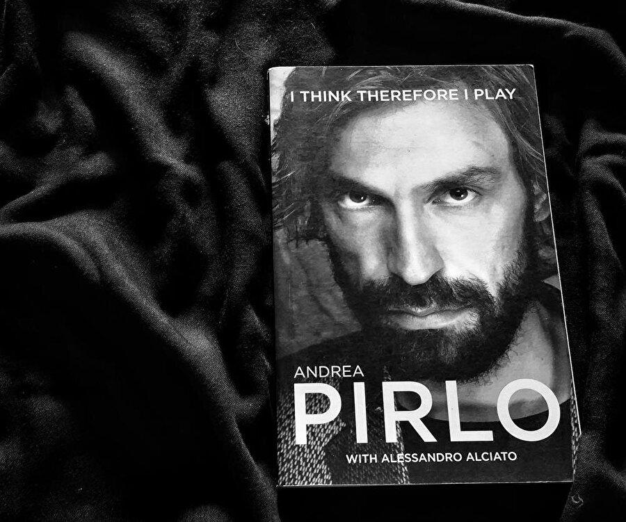 Okumak isteyenler için dev hizmet!                                      Pirlo'nun 'Düşünüyorum Öyleyse Oynarım' isimli kitabını buradan satın alabilirsiniz.