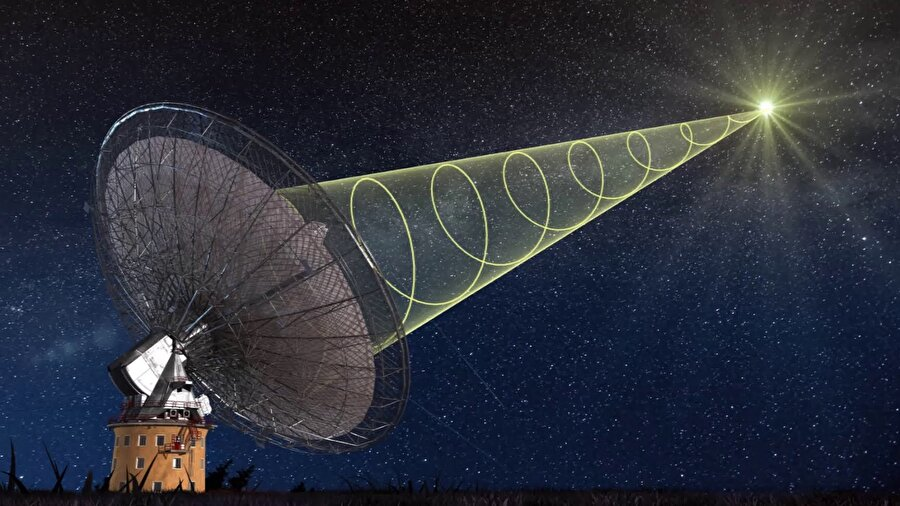 1977'de tam 72 saniye boyunca devam eden ve uzayın derinliklerinden geldiği söylenebilecek esrarengiz sinyalin kaynağı hala bulunamamıştır.