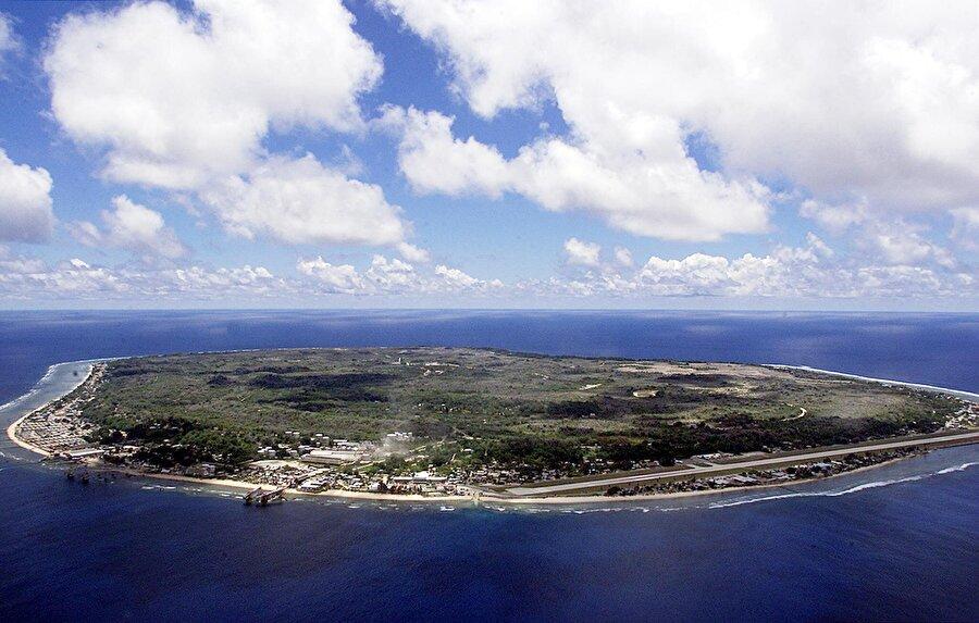 Nauru Yüzölçümü 220 km² olan Nauru'da 13 bin kişi yaşıyor.