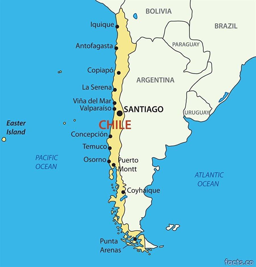 Ailesiyle birlikte Şili'ye göç etti ve köklerine döndü.