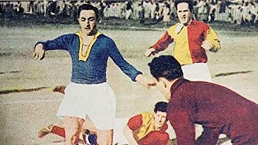 Fenerbahçe forması altında Galatasaray ağlarına 33 gol atan Zeki Rıza, kırılması güç bir rekora imza attı.