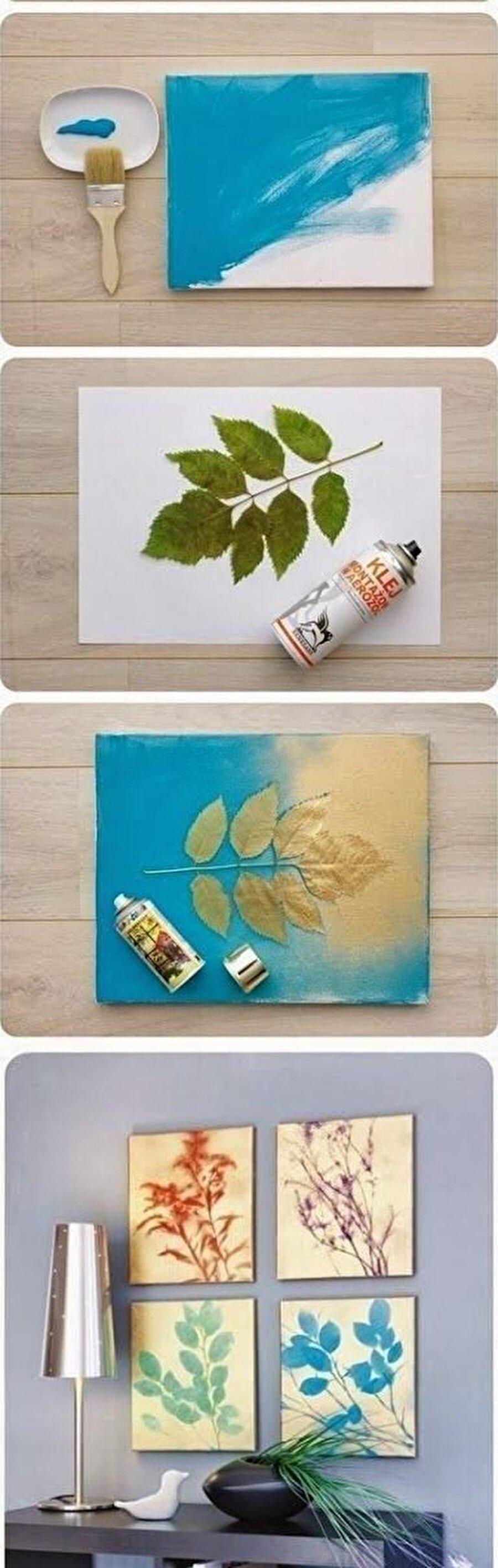 Sanatçı sizsiniz!                                      Burada sanat da sanatçı da sizsiniz! Kendinizi özgür bırakın ve fırçayı elinize alın. Harika tablolarla salonunuzu ya da oturma odanızı renklendirin.