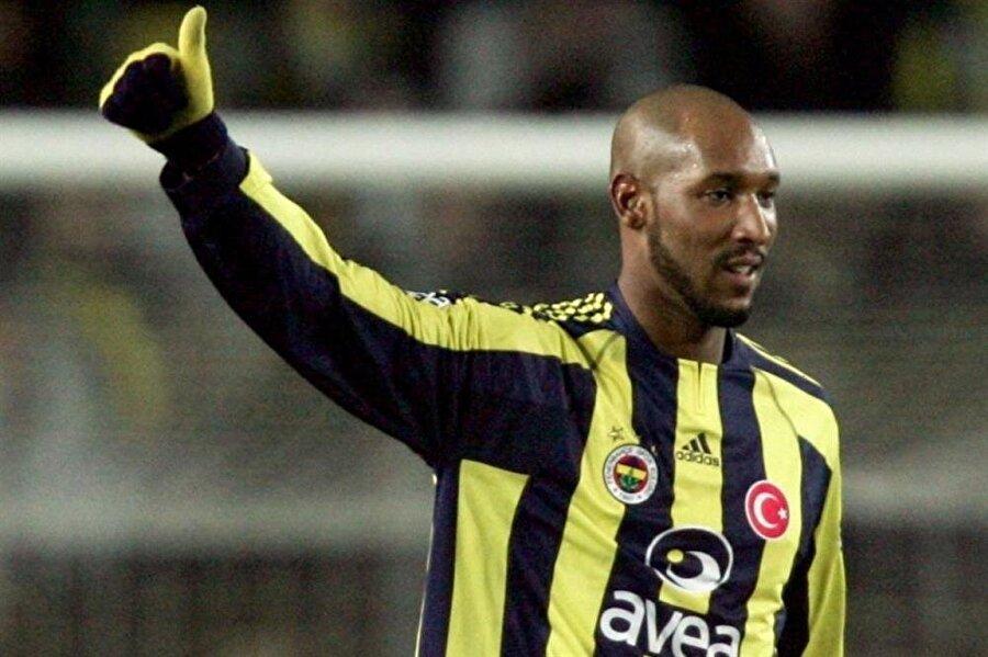 Nicolas Anelka – 12.2 milyon avro (Fenerbahçe – Bolton)                                                                           Fenerbahçe'nin belki de en zor gerçekleştirdiği transferlerden biriydi. Fenerbahçeliler günlerce Anelka'nın yolunu gözlemiş, fakat sabrettiklerine de değmişti. Özellikle Şampiyonlar Ligi'nde PSV, ligde de Beşiktaş ve Galatasaray maçlarında sergilediği oyun unutulmazdı. Konya'ya attığı gol(!) ile de kendini gündemde tutmuş, her zaman konuşulmuştu.          100. yıl sebebiyle son derece iddialı biçimde sezona başlayan ve Avrupa'da da ilerlemek isteyen Fenerbahçe, Anelka'nın ayrılmak istemesiyle sarsıldı. Neyse ki, para ödeyecek alıcı bulmak kolaydı, ne de olsa Fransız oyuncu bir dünya yıldızıydı.  12.2 milyon avro ile yarışı kazanan Bolton Wanderers oldu. Anelka daha sonra Bolton'da yıldızlaşacak ve Chelsea'nin yolunu tutacaktı.