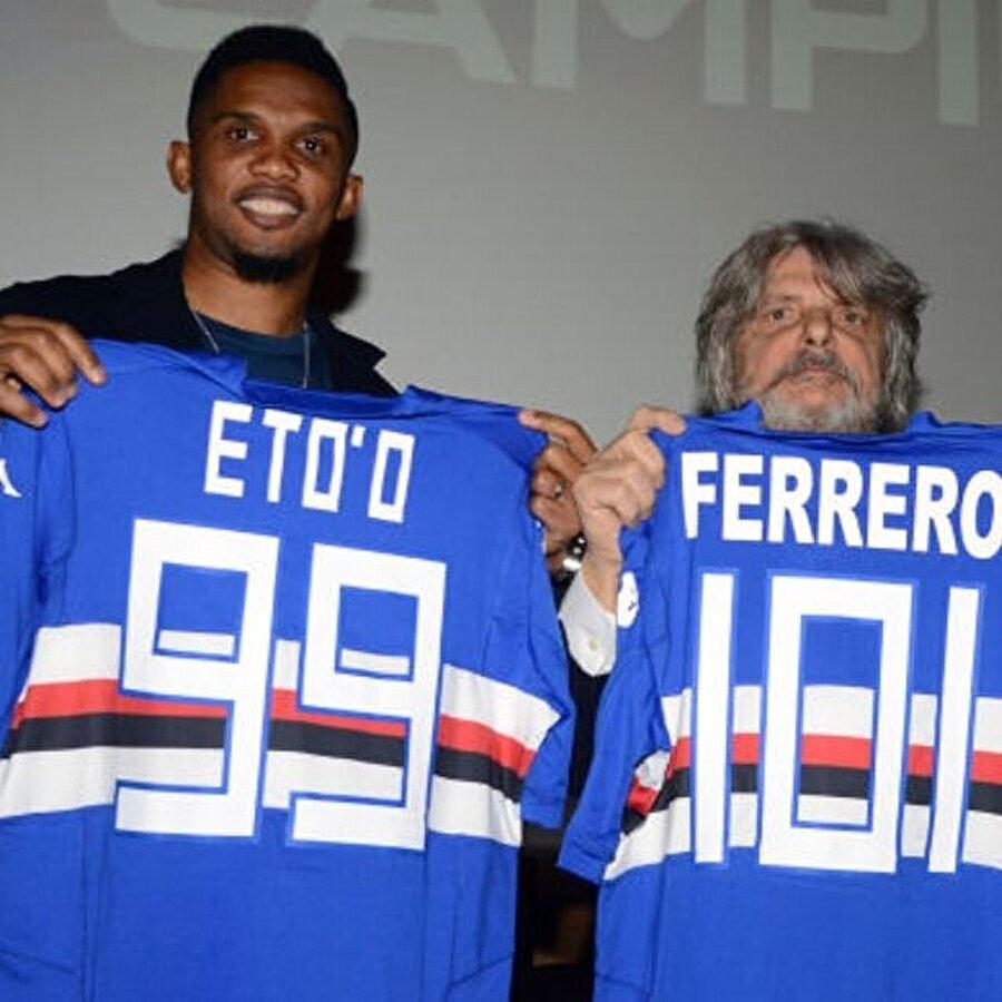 2014 yılında göreve geldiği Sampdoria'ya Samuel Eto'o gibi birçok dünya yıldızını düşük bonservis bedelleri karşılığında transfer etti ancak kat ve kat yüksek fiyata sattı.