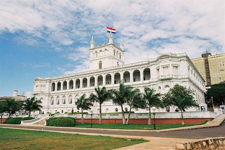 Paraguay                                      Başkent: AsuncionNüfus: 7 milyonYüzölçümü: 406.750 km²Dili: İspanyolca