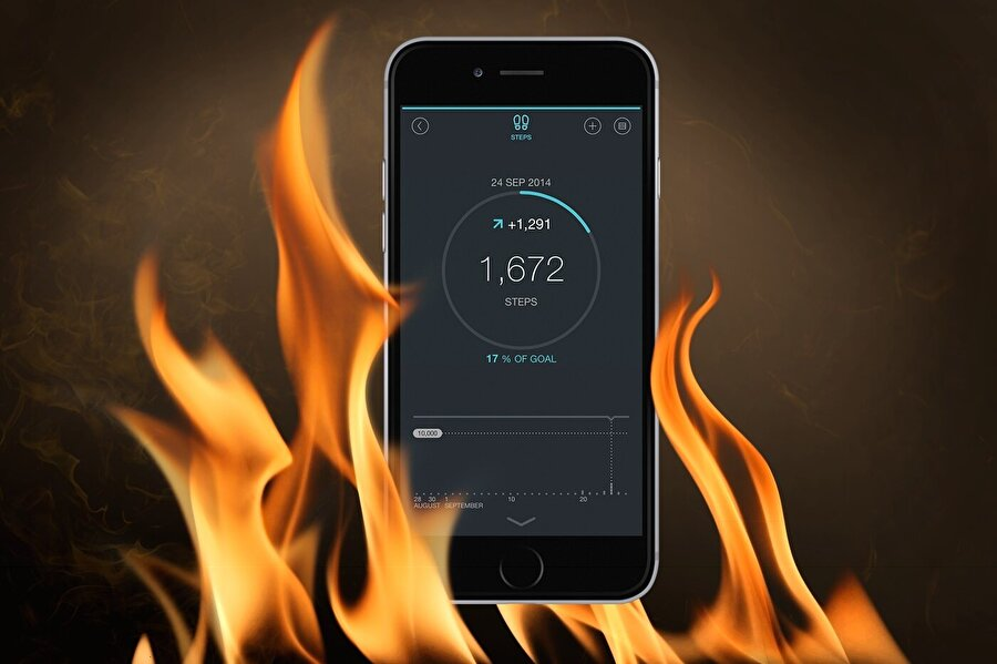 Aşırı sıcaklık                                                                                                                                                                                                                                                                     Akıllı telefonlar, genellikle lityum iyon piller kullanarak çalışır. Bu pillerin en önemli özelliği sıcaklık durumlarından yoğun şekilde etkilenmesi olarak nitelendirilebilir. Lityum iyon piller ne soğuk ortamları ne de sıcak ortamları sever. Pil içinde yer alan kimyasal maddeler sıcaklık değişimlerine karşı hassas olduğu için telefon enerjisini yüksek seviyede etkiler. Aşırı sıcak ya da aşırı soğuk ortamlar bizleri telefon pilinin tükenmesi konusunda ciddi seviyede sıkıntıya sokabiliyor.