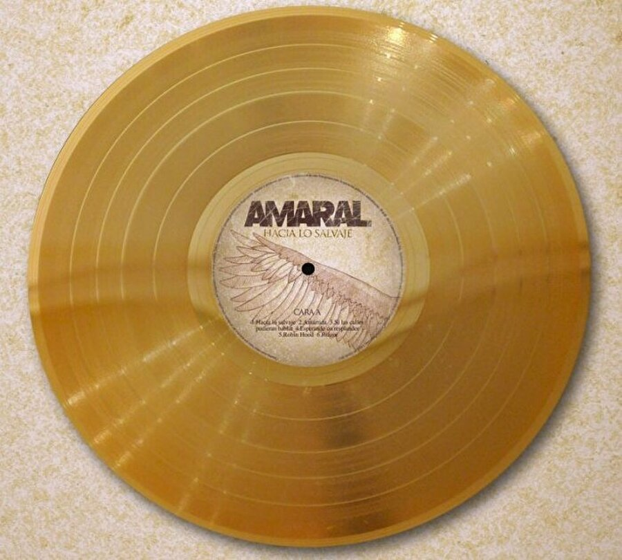 Manolyam şarkısıyla, Türkiye'de ilk kez verilmeye başlanan Altın Plak ödülünün ilk sahibi oldu.