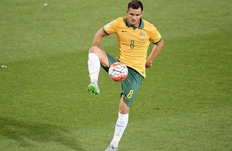 Ve bu sezon, hayalinin bile ötesine bir başarıya imza atar. Avustralya milli takımı, 2018 Dünya Kupası'na 4. Torbadan katılmaya hak kazanır.