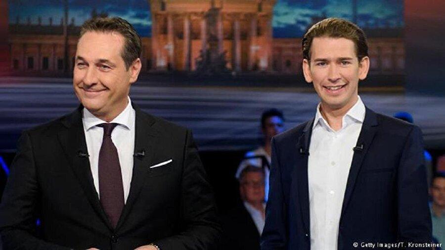 FPÖ'lü bakanlar                                       Avusturya'da yeni kurulan koalisyon hükümetinde FPÖ lideri Heinz-Christian Strache başbakan yardımcısı oldu. İslam ve Avrupa Birliği karşıtı söylemleriyle dikkat çeken 48 yaşındaki Strache, 2005 yılından beri FPÖ'nün genel başkanlığını yürütüyor