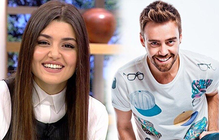 Hande ile anılıyor! Popçu Murat Dalkılıç ile Merve Boluğur'un 2 yıllık evliliklerinin ardından, Hande Erçel ile aşk yaşamaya başladı.