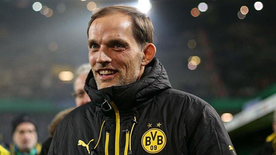 Thomas Tuchel 44 yaşındaki Alman hoca en son Dortmund'u çalıştırdı. Tuchel, Galatasaray taraftarları arasında adı geçen bir isim.